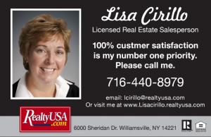 Realty USA – Lisa Cirillo