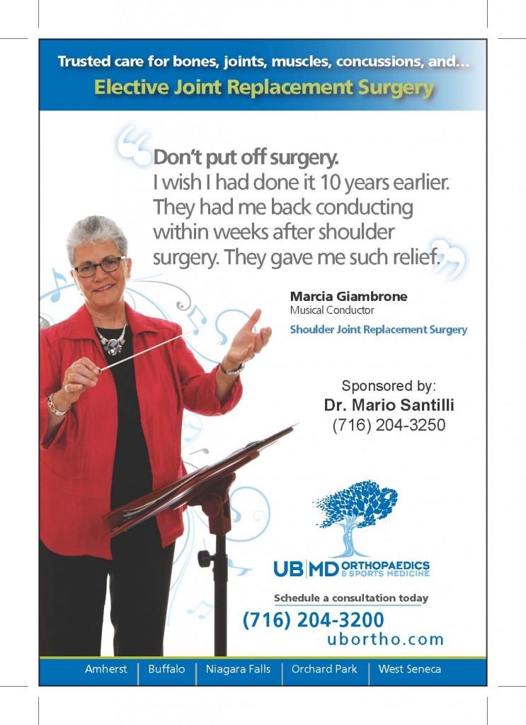 UB/MD Orthopaedics and Sports Medicine